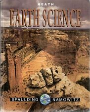 McDougal Littell Earth Science: Student Edition Grades 9-12 1994 by Nancy E. Spa