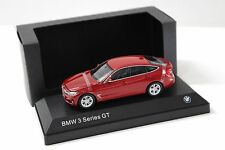 1:43 Paragon bmw 3er/3 series GT f34 red traficantes New en Premium-modelcars