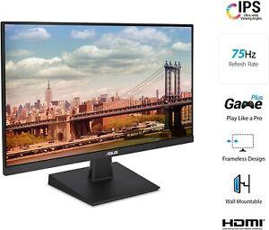 Asus Monitor | 27in LCD Monitor | Full HD WLED | 16:9 | Gaming Monitor | VA27EHE