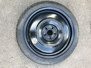 "TOYOTA AURIS 17"" 2013-2019 SPACE SAVER SPARE WHEEL FAST AND FREE DELIVERY"