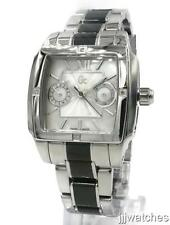 New Gc Guess Swiss Multi Function Steel Woman Watch 35mm x 40mm 44501L1 $469