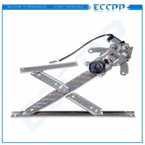 For Ford F-150 F-250 Pickup Lobo Front Right Power Window Regulator With Motor