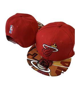Miami Heat Nba SnapBack Hat