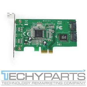 StarTech 2-Port PCI Express Internal SATA II Controller Card PEXSATA22I