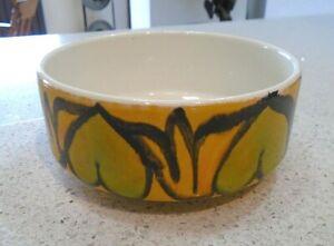 Vintage Poole Pottery 12cm Delphis Bowl Design No 94 Carolyn Wills 1970s