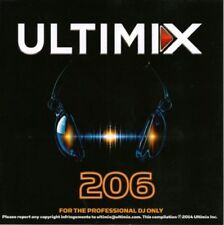 Ultimix 206 LP Michael Jackson & Justin Timberlake Rita Ora Kongos Trey Songz