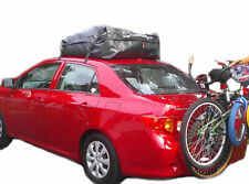 RoofBag Made in USA- Car Top Luggage 100 % Waterproof Travel Bag -No Rack Needed