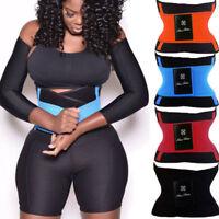US Xtreme Waist Trainer Body Shaper Sauna Belt Sweat Trimmer Slimming Shapewear