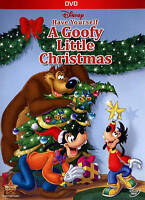 HAVE YOURSELF A GOOFY LITTLE CHRISTMAS NEW DVD FREE SHIPPING!!