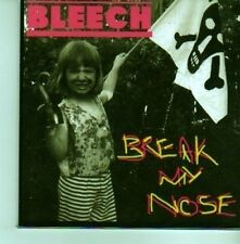 (CX748) Bleech, Break My Nose - 2012 DJ CD