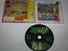 Combat Choro Q Playstation PS1 Japan import