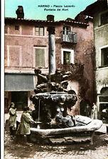 #MARINO: PIAZZA LEPANTO- FONTANA DEI MORI