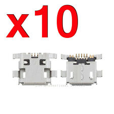 10X BlackBerry Torch 9800 9810 Dock Connector Micro USB Charger Charging Port