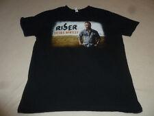 Dierks Bentley Riser Tour Concert Shirt Size Medium Anvil Country Short Sleeve >