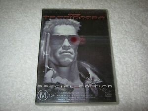 The Terminator - 2 Disc Special Edition - VGC - DVD - R4