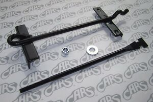 1965-1967 Buick Battery Clamp Kit. Complete with Hardware