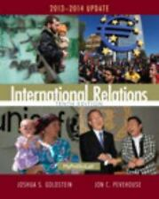 International Relations, 2013-2014 Update (10th Edition), Pevehouse, Jon C., Gol