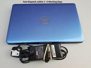 "Dell 15.6"" inch 4GB RAM Windows 10 Pro WiFi Pentium Dual Core Widescreen Laptop"