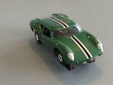 VTG AURORA #1378 TJet 500 LOLA GT Green EUC w/ Box, Lube Inst. Model Motoring