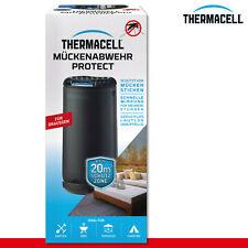 Thermacell Mückenabwehr Protect | graphit | 20 m² Schutz Mücke Moskito Abwehr