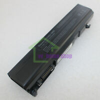5200mah Laptop Battery PA3356U-1BAS for Toshiba Tecra S5 S10 A2 A9 A10 M3 M9