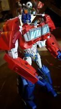 CUSTOM TRANSFORMERS:. **Animated** Voyager Optimus Prime CARTOON STYLE