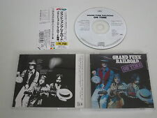 GRAND FUNK RAILROAD/ON TIME(CAPITOL TOCP-3176) CD AU JAPON+OBI ALBUM