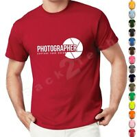 Funny T Shirt Photographer Gift Camera Shirt Photography Tee aperture  logo