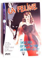 La féline - Jacques TOURNEUR / Simone SIMON - dvd comme neuf