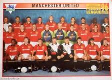 Premier League Manchester United Football Trading Cards & Stickers (Season 1996