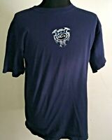 Orange County Choppers t-shirt size Large cotton blue sword graphic short sleeve