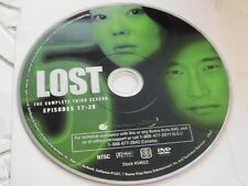 Lost Third Season 3 Disc 5 DVD Disc Only 43-260