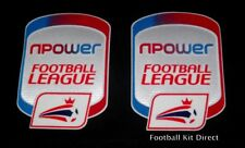 N Power Championship football league Patch/Badge Lextra for football shirt