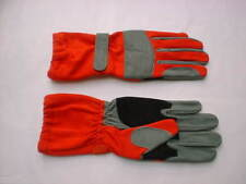 Guantes de karting y racing color principal rojo