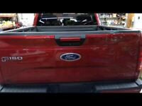 Tailgate Red With Rear View Camera Fits 15-17 FORD F150 Trim Code RR 665598