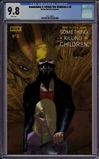SOMETHING IS KILLING THE CHILDREN #16 CGC 9.8 Werther Dell'Edera Exclusive