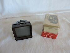 Zadiix Jr. Vintage Slide Viewer and Box of Defa Slides