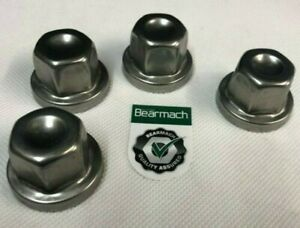 OEM Land Rover Disco1&2 P38 & Defender Locking Wheel Nut Cover Cap x4 RRJ100120
