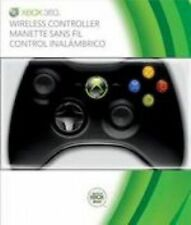 Microsoft JR9-00011 Xbox 360 Wireless Controller Gaming Pad - Black