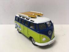1965 65 Volkswagen Samba Bus Collectible 1/64 Scale Diecast Model
