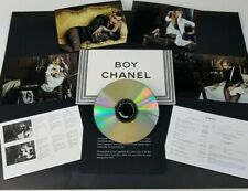 BOY CHANEL DVD AND 4 PHOTOS BY KARL LAGERFELD 2012