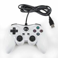TTX Tech Analog Wired USB Controller For PlayStation 3/PC White