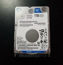 """Western Digital 1 TB, Internal, 5400 RPM, 2.5"""" (WD10SPZX) Hard Drive, NEW"""