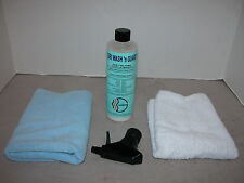 Dri Wash n Guard for Home Trigger Spray with Terry Cloth and Microfiber Towels