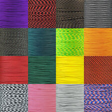 375 Paracord - Diy Craft/Weave Friendship Bracelets - 3 Strand Core Nylon String