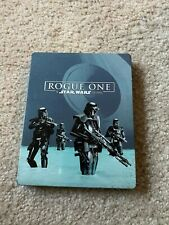 Rogue One: A Star Wars Story Steelbook  3D & 2D Blu-Ray DVD fast shipping