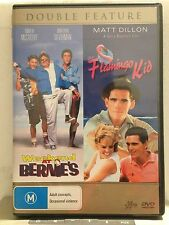 THE FLAMINGO KID & WEEKEND AT BERNIE'S (DOUBLE FEATURE) (R4 - LIKE NEW)-DVD #098