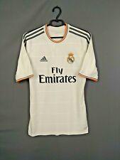 Real Madrid Camiseta 2013 2014 Hogar S Camisa adidas Fútbol Soccer Z29356 ig93