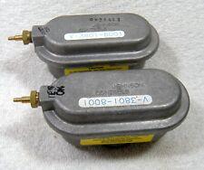 Johnson Controls Top Pneumatic Valve Oval Actuator V 3801 8001 Lot Of 2