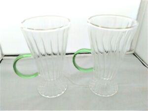 Oliver Bonas Nami Latte Coffee Pair of Glasses